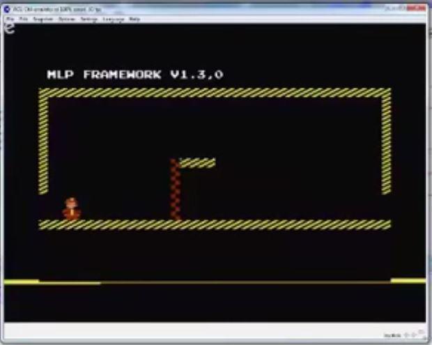 C64 Machine Language Game