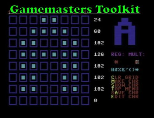 Gamemasters Toolkit Files