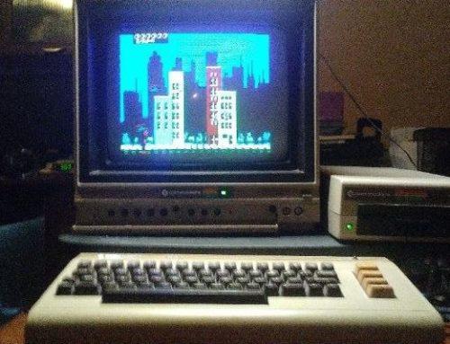 C64 Journey Story