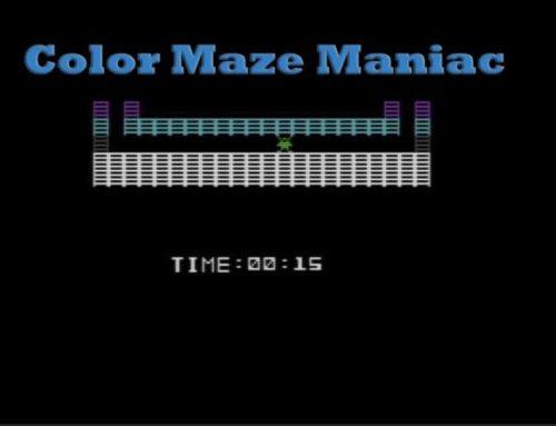 Color Maze Maniac Files