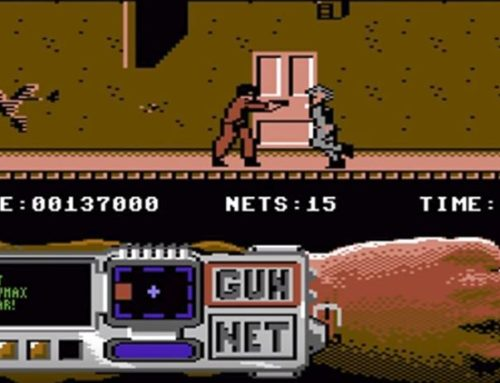 Commodore 64 Screen Scrolling