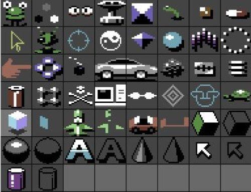 Commodore 64 Sprites
