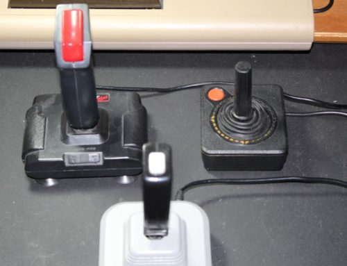 Joystick Controller for Commodore
