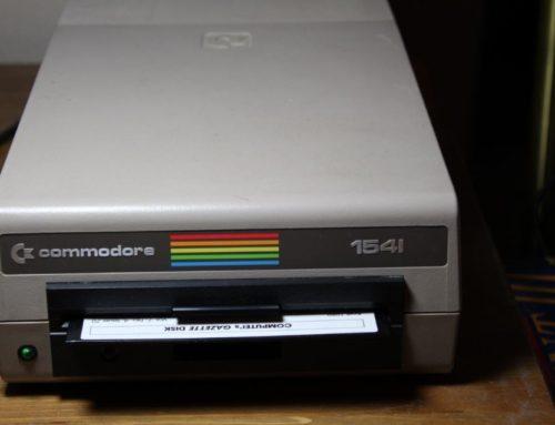 Commodore 64 Disk Drive