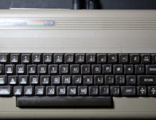 WinVice versus Commodore 64