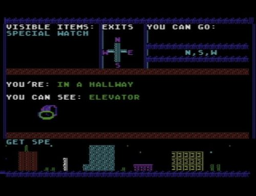 Commodore 64 Game Submission
