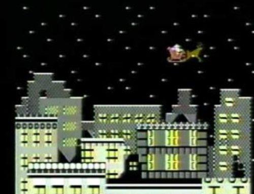 Commodore 64 Christmas Demo