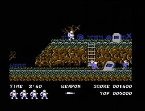 How to make a Commodore 64 game