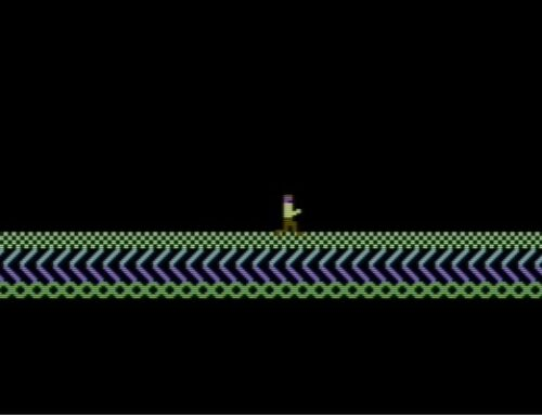 Commodore 64 Assembly Sprite