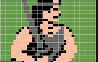 C64 Sprite Registers